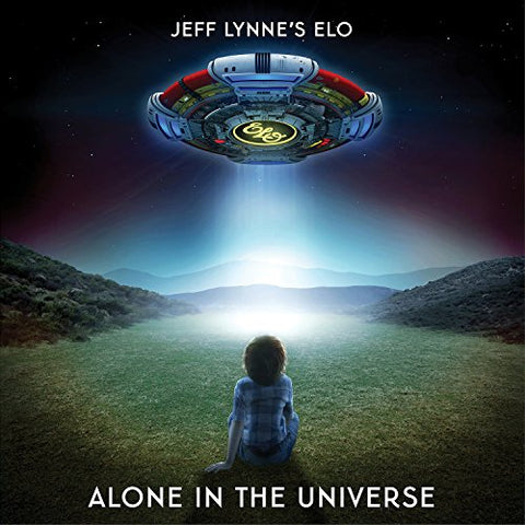 Jeff Lynnes ELO - Alone In The Universe Sent Sameday* Audio CD