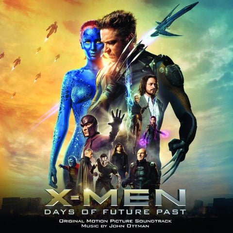 John Ottman - X-Men: Days Of Future Past (Original Motion Picture Soundtrack) Audio CD