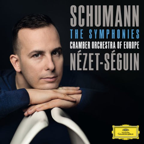 Chamber Orchestra of Europe Yannick Nzet-Sguin - Schumann: Symphonies Nos.1 - 4 Audio CD