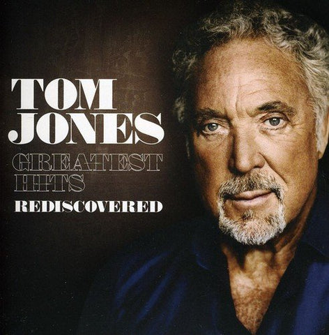 Tom Jones - Greatest Hits Rediscovered Sent Sameday* Audio CD