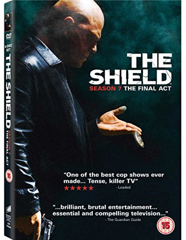 The Shield - Season 7 [DVD]