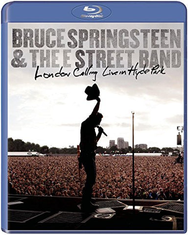 Bruce Springsteen and The E Sts London Calling: Live in Hyde Park Blu-ray