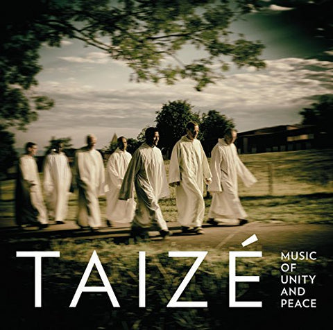 Taiz - Music Of Unity And Peace Audio CD