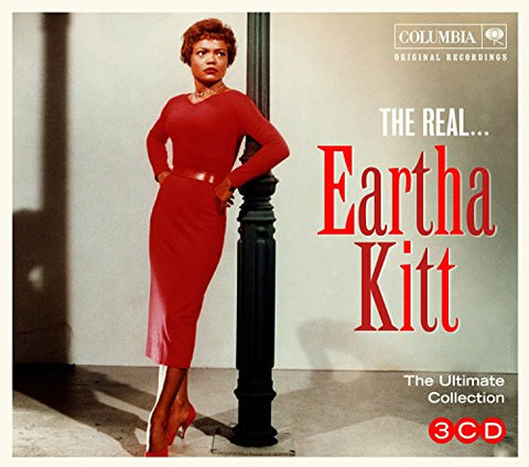 Eartha Kitt - The Real... Eartha Kitt Audio CD