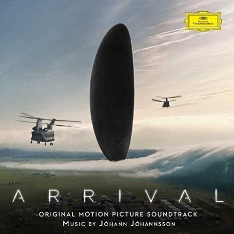 Jhann Jhannsson - Arrival Audio CD