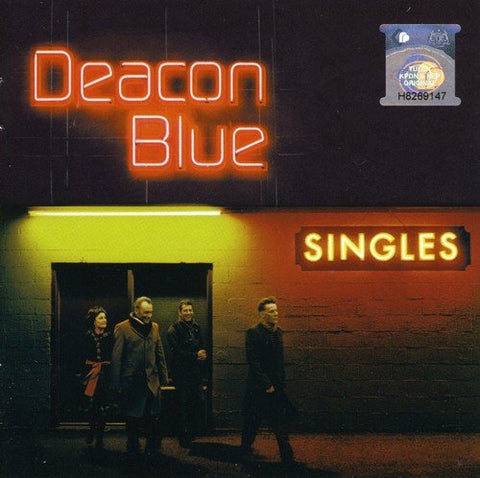 Deacon Blue - Singles Audio CD