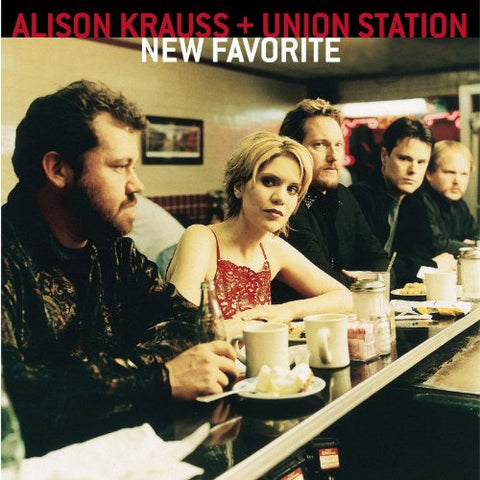 Alison Krauss and Union Station - New Favorite Audio CD