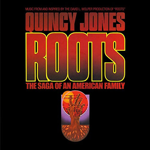 Quincy Jones - Roots: the Saga of An American Family [VINYL] Vinyl