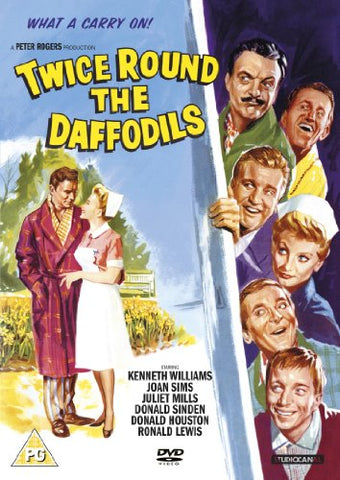 Twice Round the Daffodils [DVD] (1962)