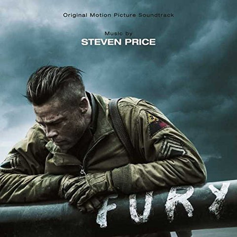 Steven Price - Fury Audio CD