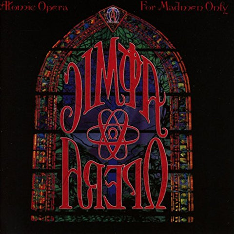 Atomic Opera - For Madmen Only Audio CD