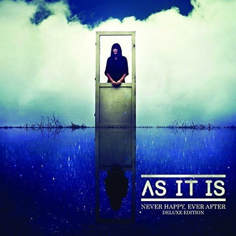 As It Is - Never Happy, Ever After Audio CD