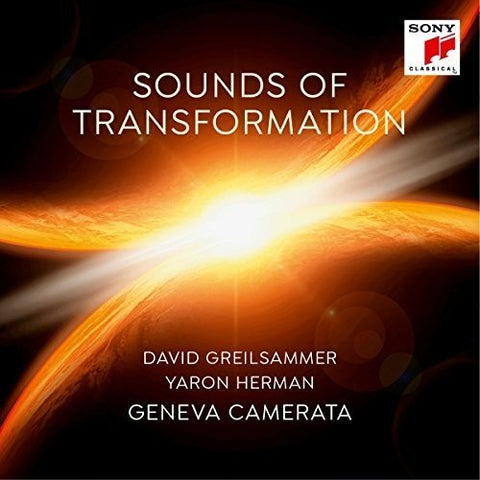 David Greilsammer - Sounds Of Transformation Audio CD