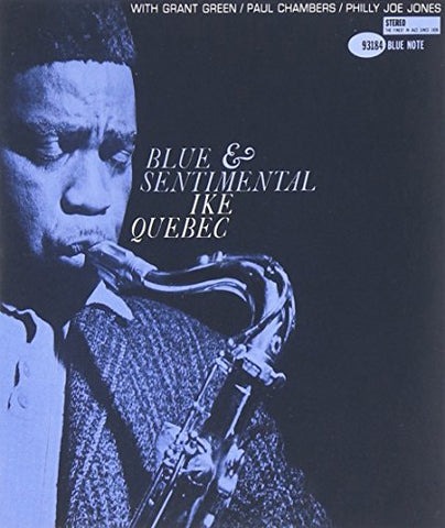 Ike Quebec - Blue and Sentimental Audio CD