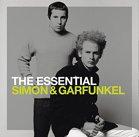 Simon and Garfunkel - The Essential Simon and Garfunkel Audio CD