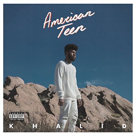 Khalid - American Teen Audio CD