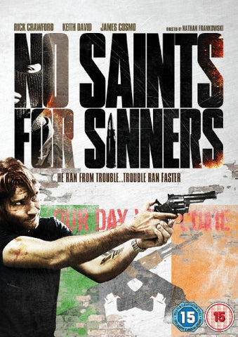 No Saints for Sinners [DVD] [2011]