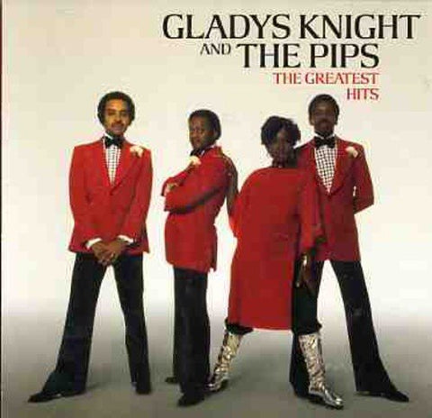 Gladys and The Pips Knight - The Greatest Hits Audio CD