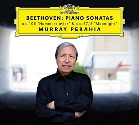 Murray Perahia - Beethoven: Piano Sonatas Audio CD