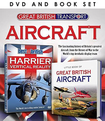 Great British Aircraft (DVD/Book Gift Set) (Portra