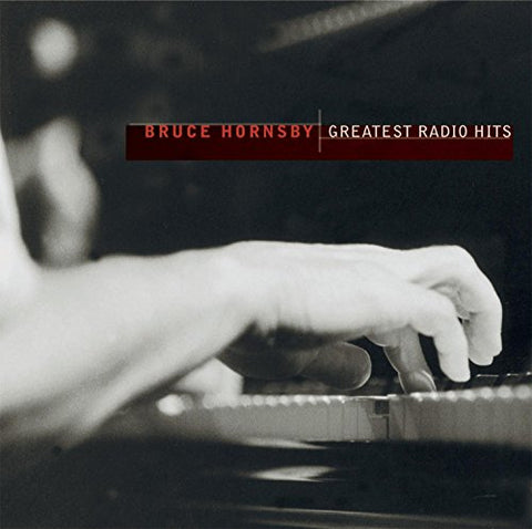Bruce Hornsby - Greatest Radio Hits Audio CD