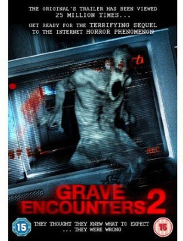 Grave Encounters 2 [DVD]