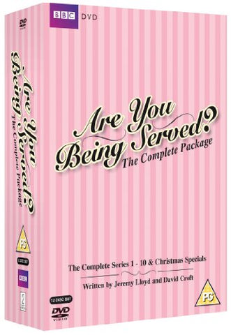 Are You Being Served? The Complete Series and Christmas Specials [DVD] [1972]