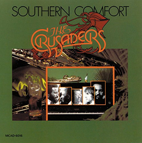 The Crusaders - Southern Comfort Audio CD