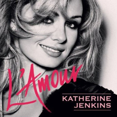 Katherine Jenkins - Lamour Audio CD