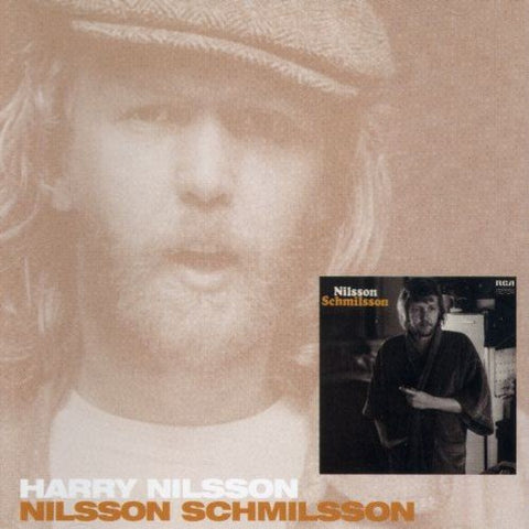 Harry Nilsson - Nilsson Schmilsson Audio CD