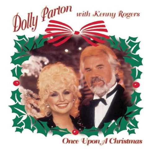 Dolly Parton  and Kenny Rogers - Once Upon a Christmas Audio CD