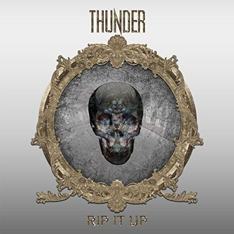 Thunder - Rip It Up Audio CD