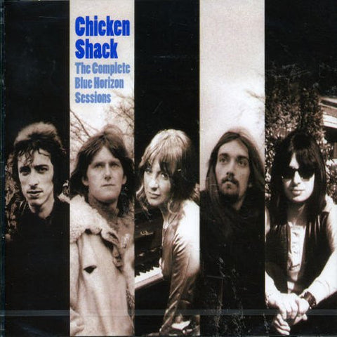 Chicken Shack - The Complete Blue Horizon Sessions Audio CD
