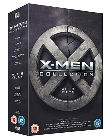 X-Men Collection [DVD] [2000] DVD
