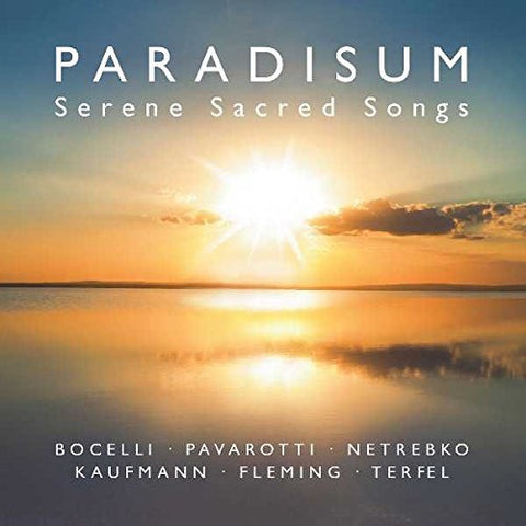 Paradisum Audio CD