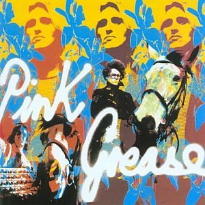 Pink Grease - This Is For Real Audio CD