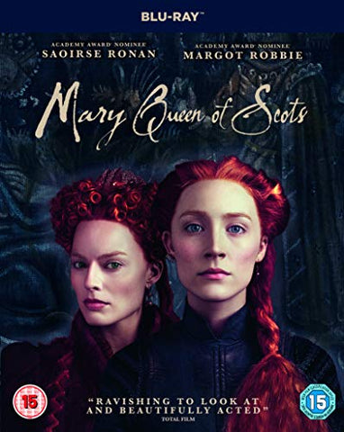 MARY QUEEN OF SCOTS (BLU-RAY) DVD