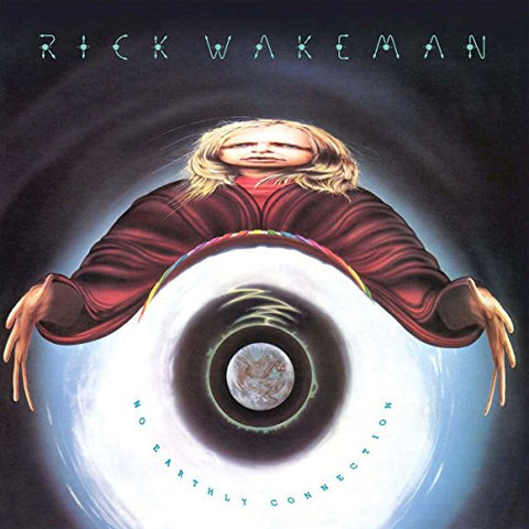 Rick Wakeman - No Earthly Connection Audio CD