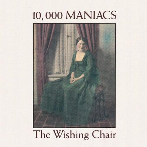 10,000 Maniacs - The Wishing Chair Audio CD