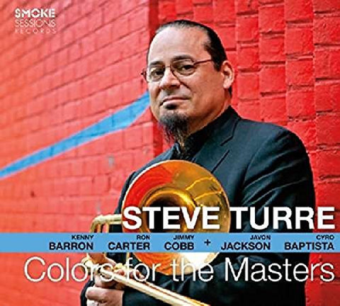 Steve Turre - Colors for the Masters Audio CD
