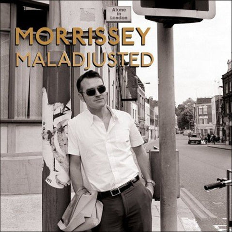 Morrissey - Maladjusted Audio CD
