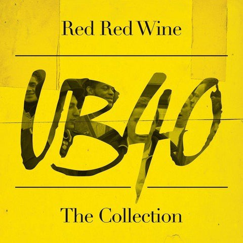 UB40 - Red Red Wine: The Collection Audio CD