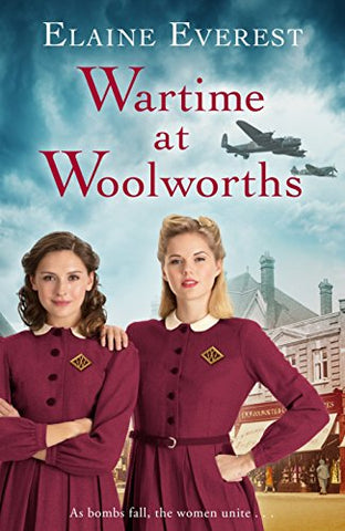 Elaine Everest - Wartime at Woolworths