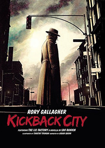 Rory Gallagher - Kickback City Audio CD