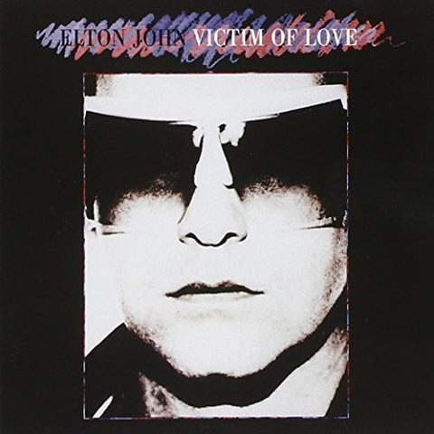 Elton John - Victim Of Love Audio CD