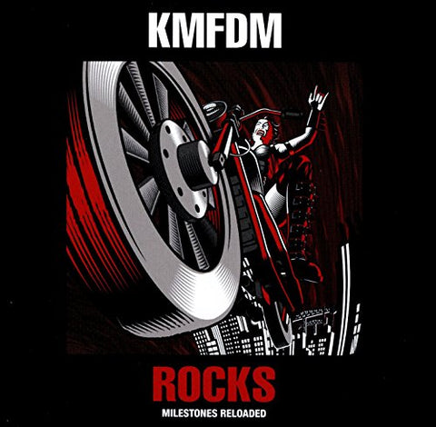 KMFDM - Rocks: Milestones Reloaded Audio CD