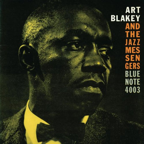 Art Blakey and The Jazz Messengers - Moanin Audio CD