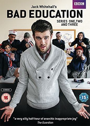 Bad Education - Series 1-3 [DVD]