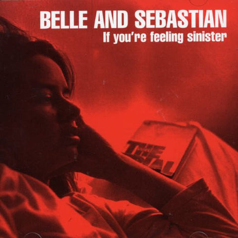 BELLE and SEBASTIAN - IF YOURE FEELING SINISTER Audio CD