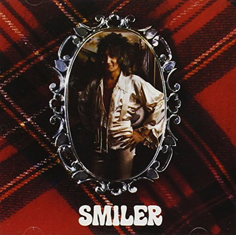 Rod Stewart - Smiler Audio CD